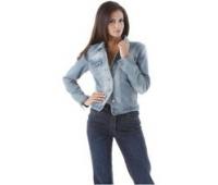 Джинсовая куртка 250134