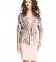 Блуза, платье Noche Mio