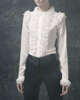 Блузка Lace Ruffle