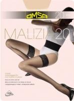 Чулки Omsa Malizia 20 den сaramello 2