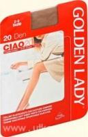 Колготки G.Lady Ciao 20den nero 3
