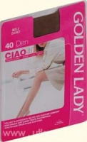 Колготки G.Lady Ciao 40den Daino 4