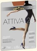 Колготки Omsa Attiva 20 daino 4