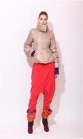 Куртка приталенного покроя от Лады Калининой