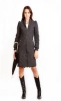 Шерстяное пальто Осенняя рапсодия