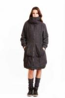 Уютное шерстяное пальто от Лады Калининой
