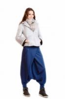Утепленная короткая куртка от Лады Калининой