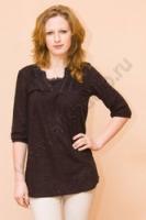 Прекрасная трикотажная рубашка-туника