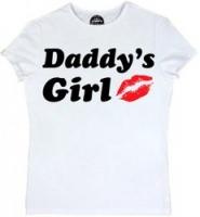 Футболка Daddy'sGirl