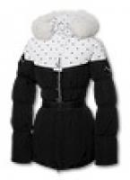 Приталенная куртка с пояском для любительниц женственного стиля