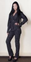 Леопардовые брюки Cappopera