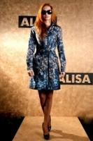 Плащ Кира в джинсовой расцветке от AlisaFashion