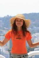 Рекомендована ведущими психотерапевтами футболка оранжевая женская